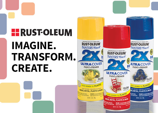 Rust-Oleum Spray Paints