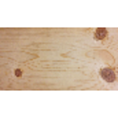 Universal Forest Products 1 In. x 12 In. x 8 Ft. Appearance Grade Board