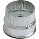 Broan-Nutone 4 In. Roof Vent Cap Duct Collar Image 1