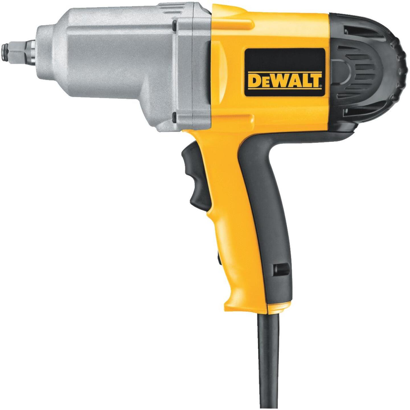 DeWalt 1/2 In. Impact Wrench with Hog Ring Anvil Image 1