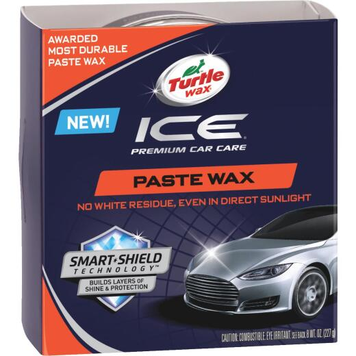 Turtle Wax ICE 8 oz Paste Car Wax