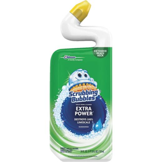 Scrubbing Bubbles 24 Oz. Rainshower Extra Power Gel Toilet Bowl Cleaner