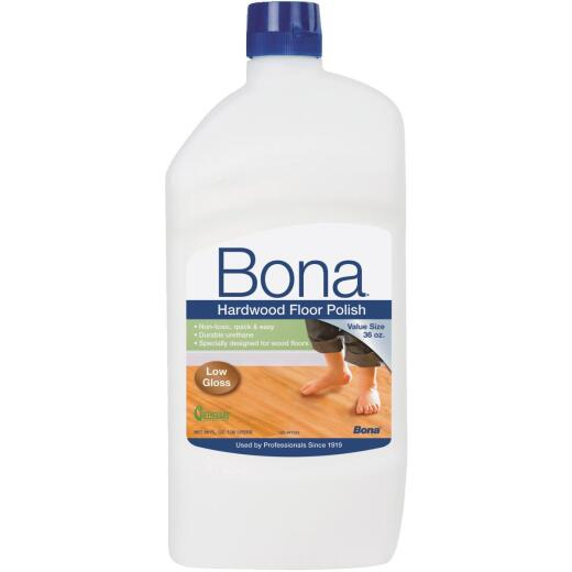 Bona 36 Oz. Low Gloss Hardwood Floor Polish