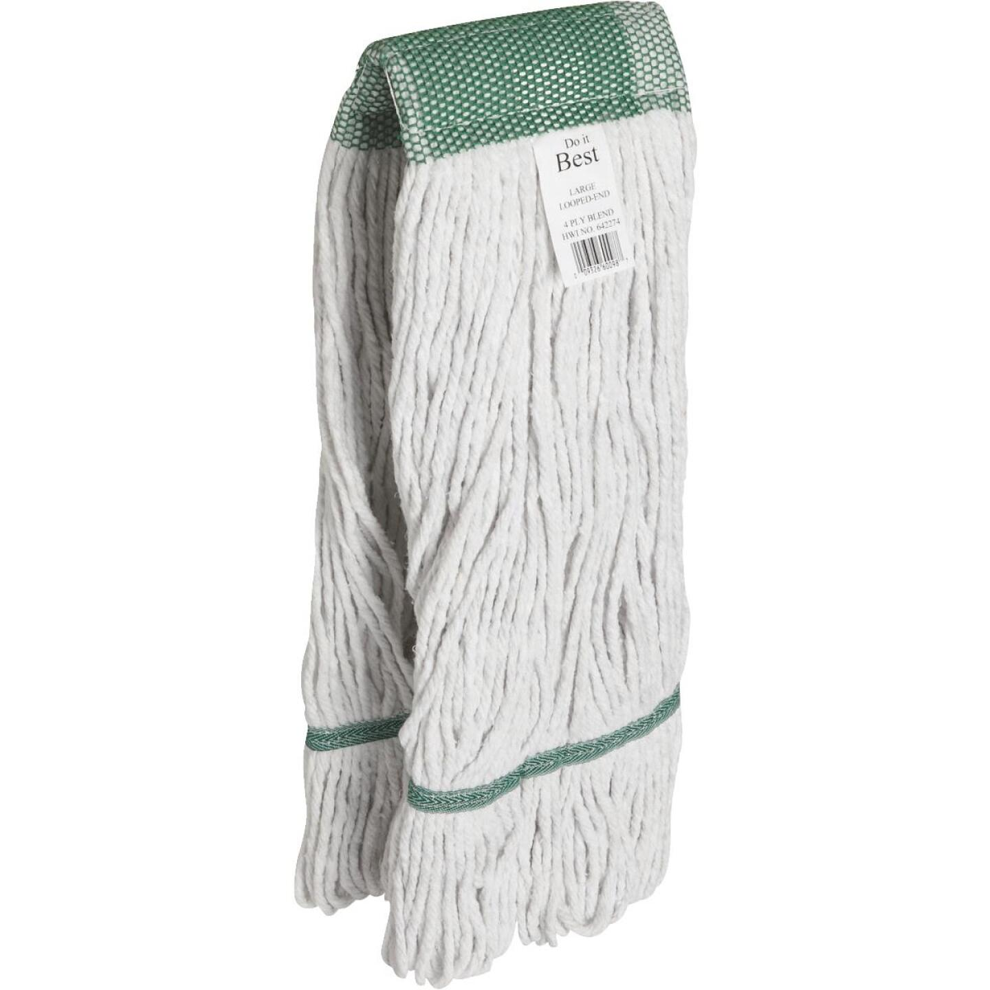 Do it 22 Oz. Cotton Loop-End Mop Head Image 1
