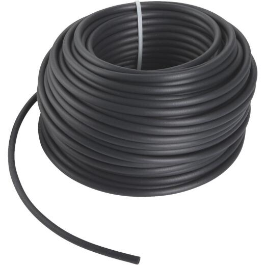 Rain Bird 1/4 In. X 100 Ft. Black Plastic Blank Drip Tubing