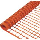 Tenax Guardian 4 Ft. H. x 50 Ft. L. Polyethylene Safety Fence, Orange Image 2
