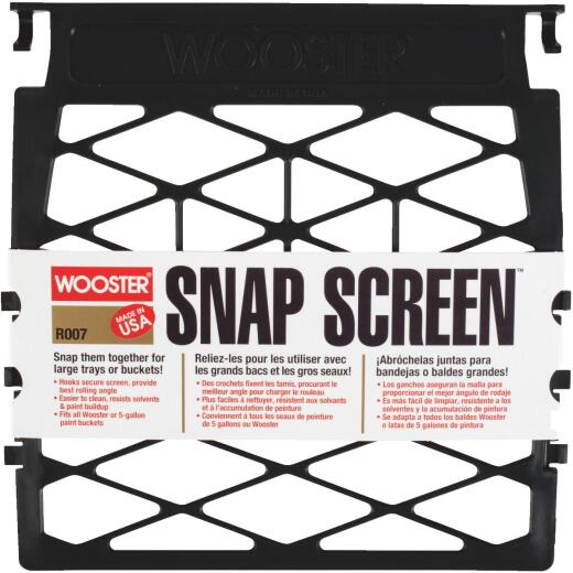 Wooster Snap Screen Paint Roller Grid