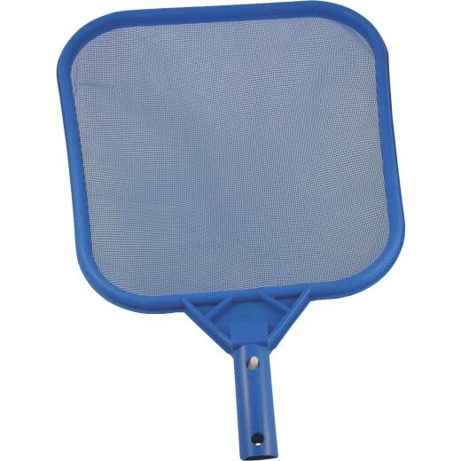 Jed Pool 18 In. x 1.2 In. x 13 In. Plastic Frame Flexible Leaf Skimmer