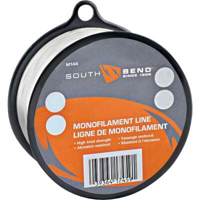 SouthBend 8 Lb. 765 Yd. Clear Monofilament Fishing Line