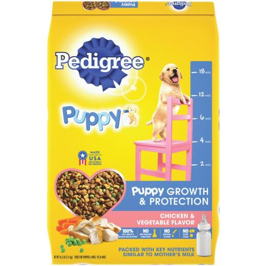 Pedigree Puppy Targeted Nutrition 16.3 Lb. Dry Dog Food