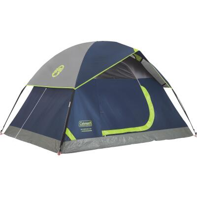 Coleman 2-Person 5 Ft. W. x 7 Ft. L. Dome Tent