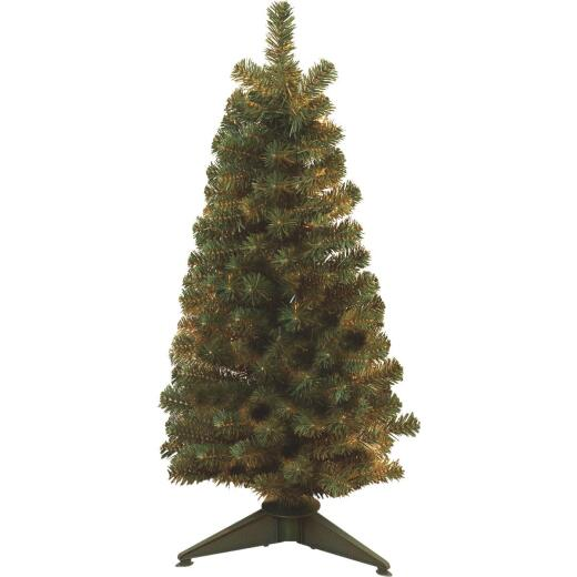 Sterling 24 In. Balsam Pine Unlit Artificial Christmas Tree